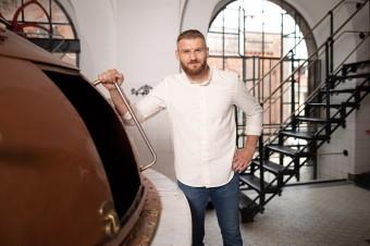 Jan Błachowicz ambasadorem piwa Noszak – marki  Browaru Zamkowego Cieszyn