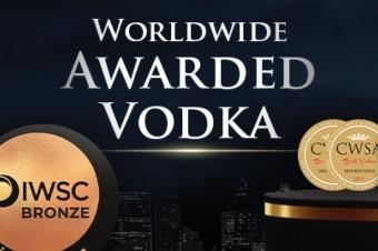 Stock Prestige Vodka w ścisłej czołówce na świecie