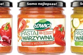 Warzywa na nowo – pasty Łowicz!