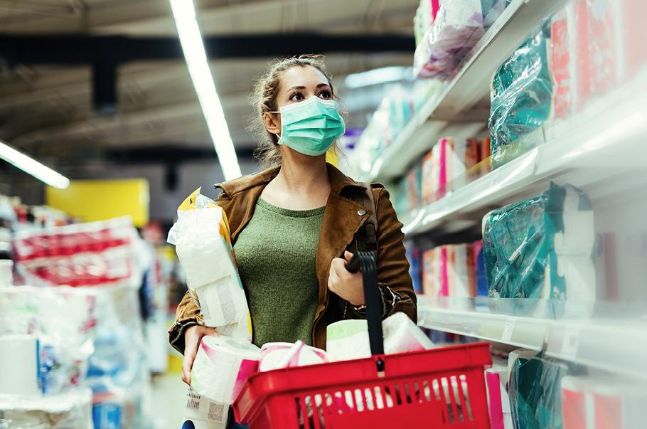 Branża handlowa apeluje o szczepienie się, żeby uniknąć lockdownu