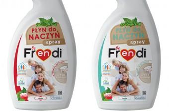 Nowość na rynku – beFrendi Płyn do mycia naczyń w spray'u