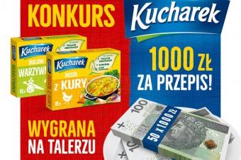 "Konkurs konsumencki kostek Kucharek - ""WYGRANA NA TALERZU!"""