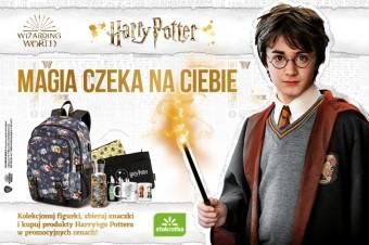 Harry Potter bohaterem akcji lojalnościowej Stokrotki