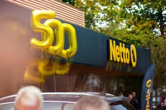 Netto ma już 500 sklepów