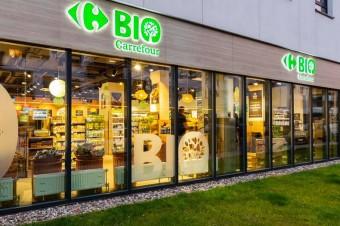 Carrefour i Everli rozszerzają współpracę o dostawy ze sklepów Carrefour BIO