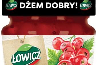 Polskie Owoce – nowe dżemy Łowicz