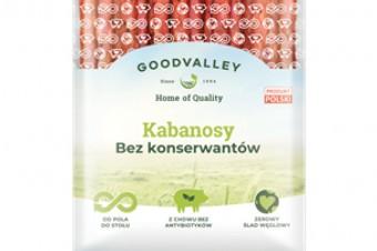 Goodvalley wprowadza niskokaloryczne kabanosy przyjazne dla nas i planety