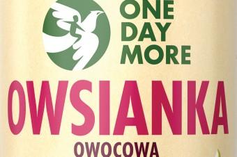 OneDayMore poszerza asortyment o Owsiankę owocową, wspierającą odporność