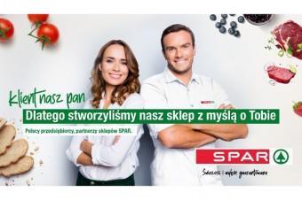 Sieć SPAR rozpoczęła ogólnopolską kampanię wizerunkową