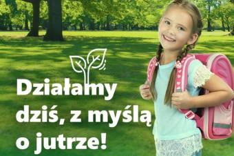 """Rusza ogólnopolska edycja programu edukacyjno-grantowego  dla szkół podstawowych """"Velvet. Piątka dla Natury"""""""