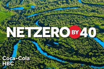 Coca-Cola zobowiązała się do osiągnięcia zerowej emisyjności