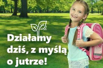 """Rusza ogólnopolska edycja programu edukacyjno-grantowego dla szkół podstawowych """"Velvet. Piątka dla Natury""""."""