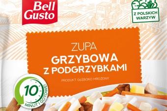 Nowe zupy marki Bell Gusto