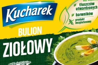 Bulion ziołowy Kucharek – nowość na polskim rynku