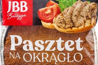 Nowy pasztet JBB Bałdyga