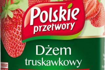 Polskie Przetwory – dżemy o obniżonej zawartości cukru