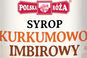 Syrop z Polskiej Róży
