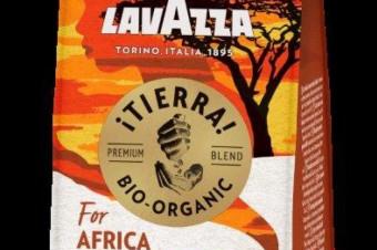Premiera nowej organicznej linii Lavazza ¡Tierra!