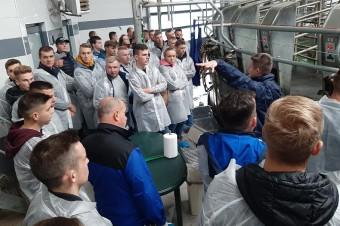Akademia Młodego Hodowcy Hochland w siedzibie Regionu Oceny Centrum, Polskiej Federacji Hodowców Bydła i Producentów Mleka