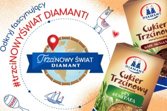 Trzcinowy smak świata i podróż marzeń z Diamant