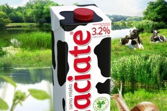 Wszyscy lubią Łaciate - nowa kampania marki