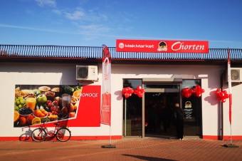 Nowy sklep Chortenu w województwie mazowieckim otwarty