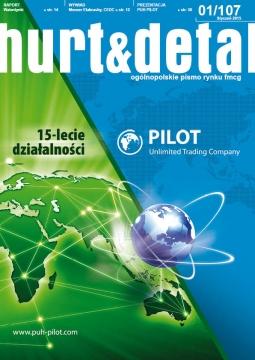 HURT & DETAL Nr 01/107. Styczeń 2015