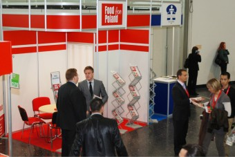 International Food Exhibition ANUGA'2011 finished!