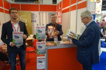 Anuga in Cologne unparalleled as a business and information platform!