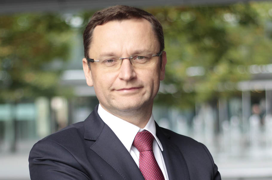 Maciej Chmielewski, senior partner at Colliers International, director of Industrial and Logistics Agency