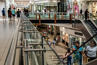 Retail market in agglomerations in the first half-year