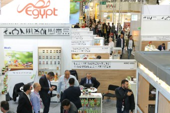 Egypt consolidates as key food export partner at Anuga 2019