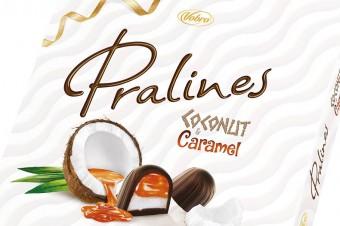 Pralines Coconut&Caramel 125g