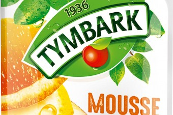 Tymbark Fruit Mousses 100%