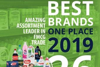 Brand Distribution