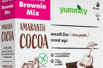 Gluten-free brownie 275 g