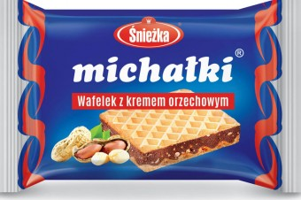 Michałki® bars and wafers, Michałki z Hanki®