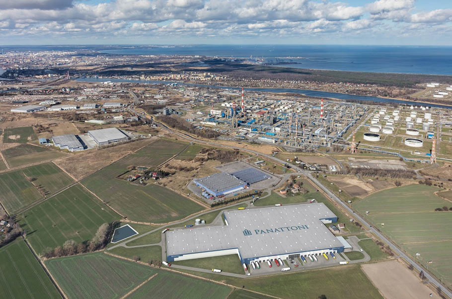 Panattoni boosts ecommerce in the Tricity by leasing 52,000 sqm to for Globalway in Gdańsk