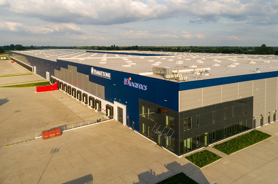 Panattoni Park Zgorzelec – a new 70,000 sqm project with ID Logistics as the main tenant