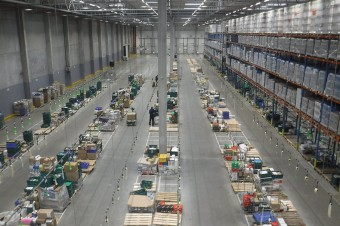Netto is expanding its distribution network with a warehouse in Teresin