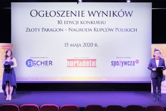 Wyniki Konkursu Złoty Paragon 2020